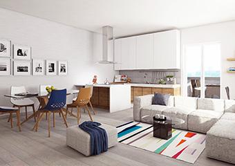 Prontacasa planimetrie e render per vendere casa pi for Planimetrie architettoniche
