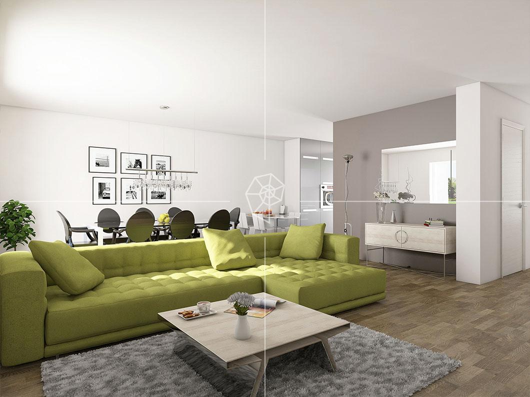 digital home staging prontacasa acquista. Black Bedroom Furniture Sets. Home Design Ideas