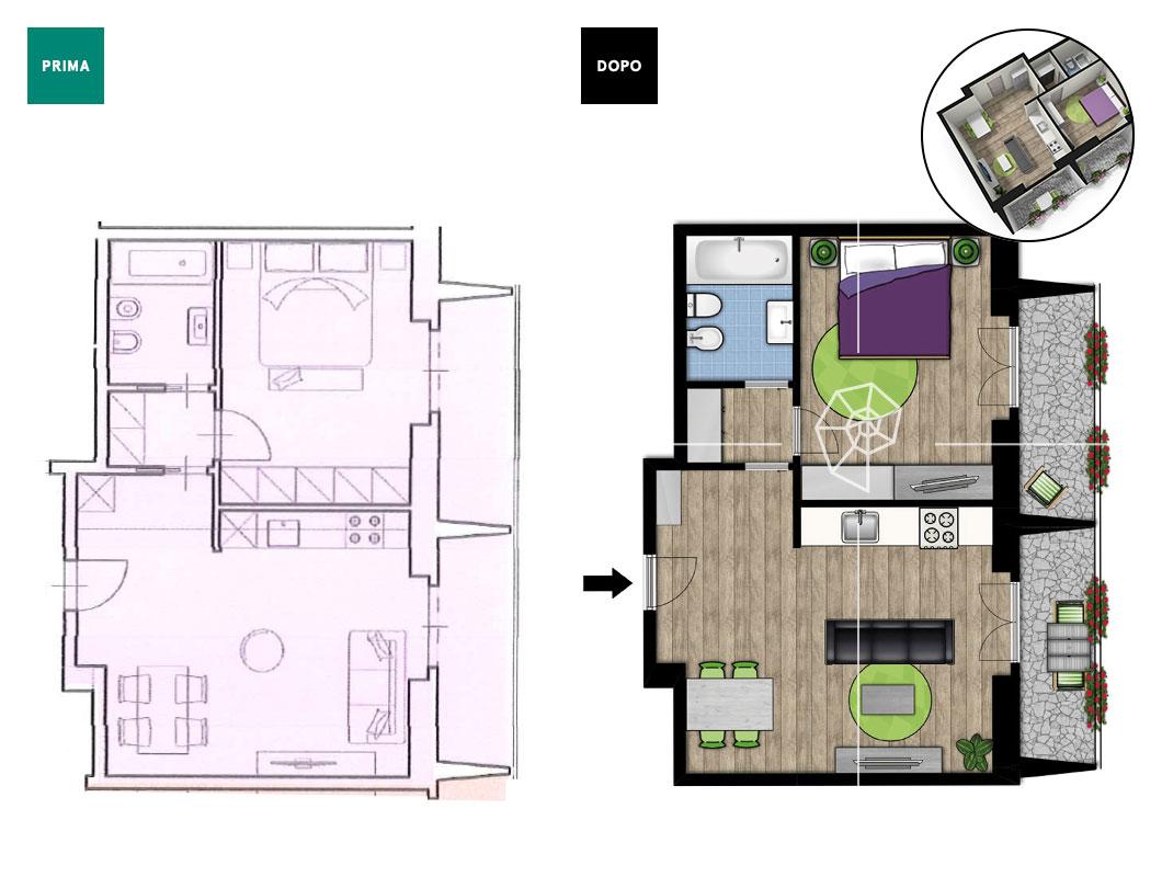 Planimetria medium planimetria casa prontacasa 006 - Planimetria casa ...
