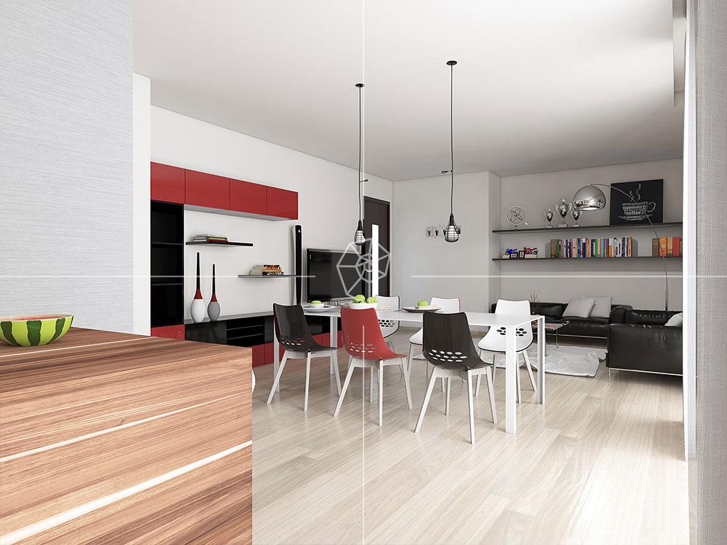 Rendering rendering 3d rendering interni prontacasa 061 for 3d interni