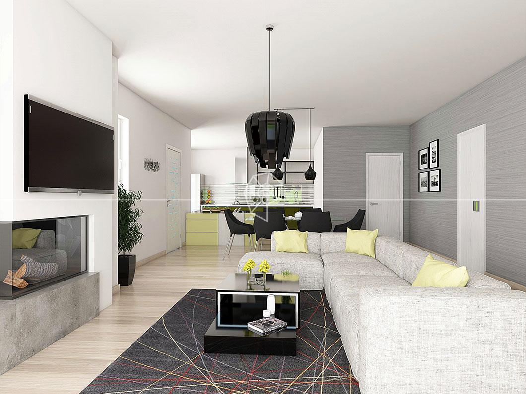 Rendering rendering 3d rendering interni prontacasa 068 for 3d interni