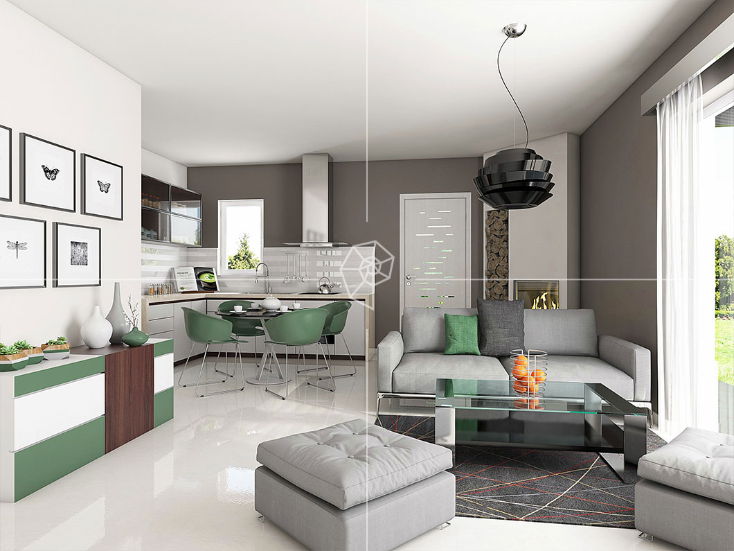 Rendering rendering 3d rendering interni prontacasa 082 for 3d interni