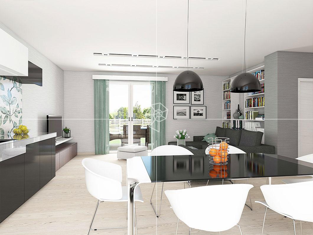 Rendering rendering 3d rendering interni prontacasa 119 for 3d interni