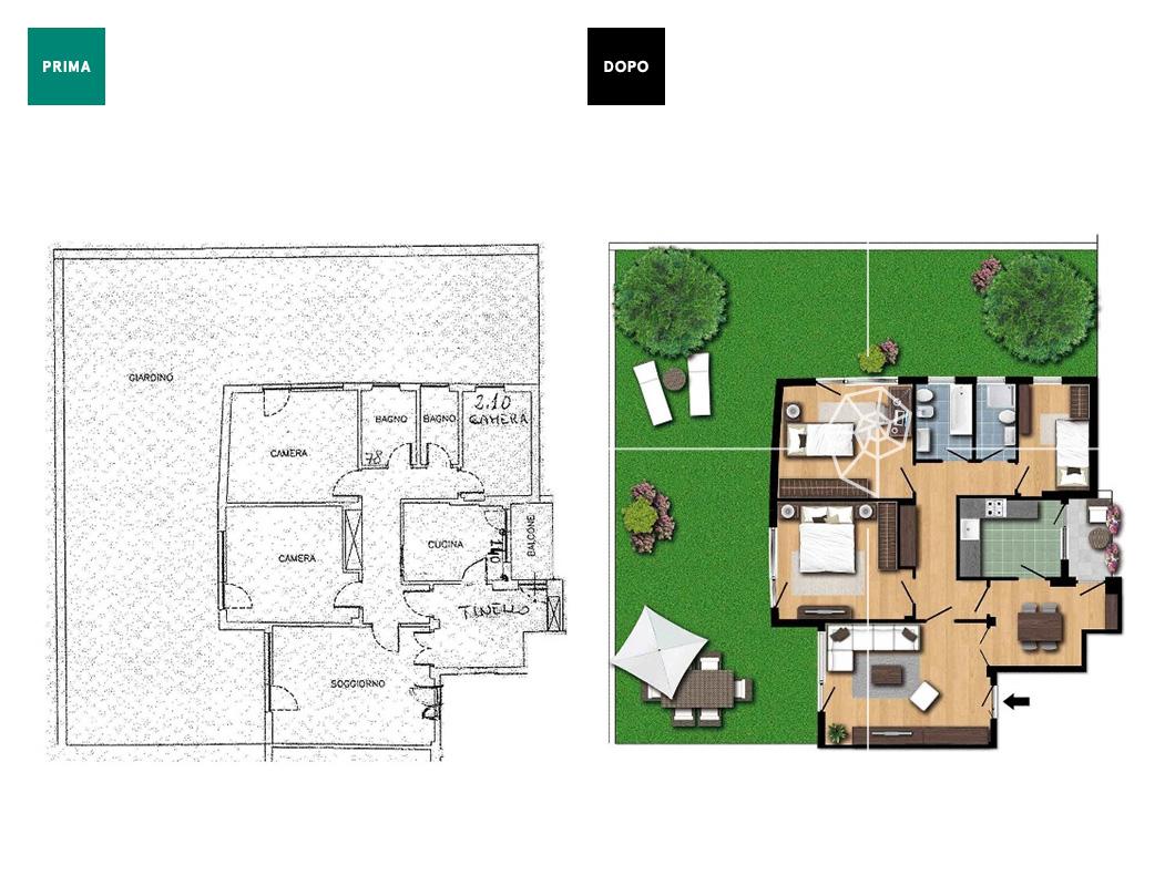 Planimetria top planimetria casa prontacasa 007 prontacasa - Planimetria casa ...