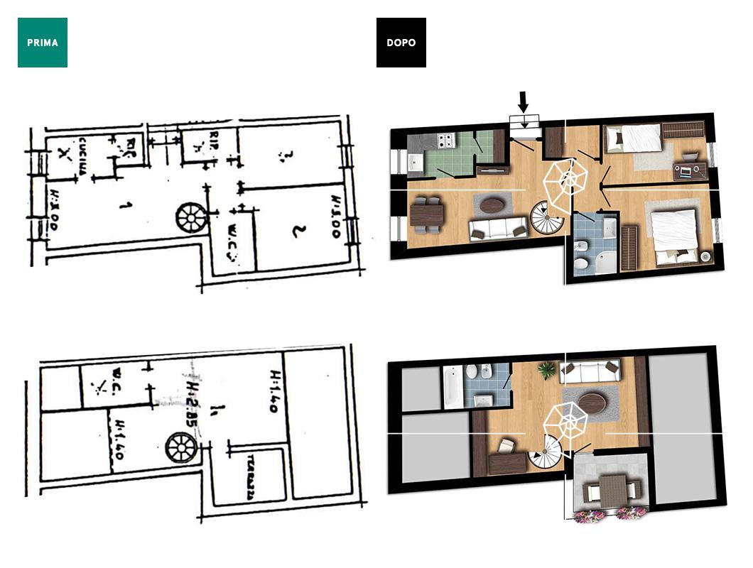 Planimetria top planimetria casa prontacasa 028 prontacasa - Planimetria casa ...